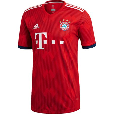 adidas Bayern Munich Home 2018-19 Authentic Jersey