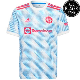 adidas Manchester United Jersey de Visitante 21-22 para Niños