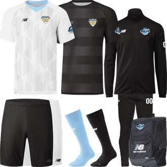 Bolts LPDA Boys Recommended Kit