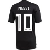 adidas Messi Argentina Pre-Match Jersey