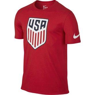 Nike United States Short Sleeve Crest T-Shirt