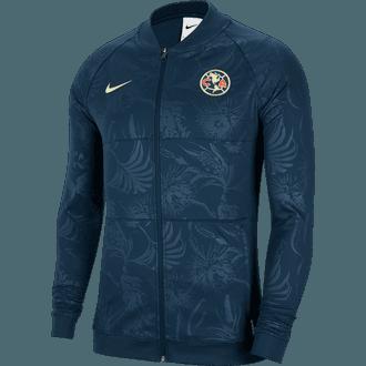 Nike 2021-22 Club America Full Zip Track Jacket