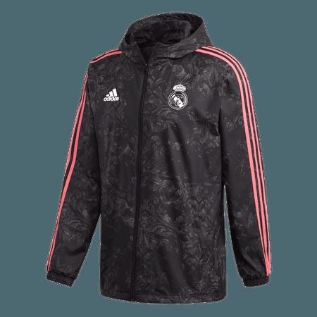adidas Real Madrid Chaqueta Cortavientos 20-21