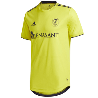 Adidas Nashville FC Home 2020 Authentic Match Jersey