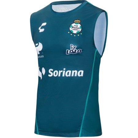 Camiseta sin manga de Charly Santos 18-19