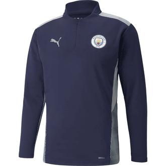 Puma Manchester City Training Quarter-Zip Men