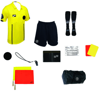 Official Sports Basic 11-Piece USSF Starter Kit