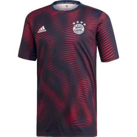 adidas FC Bayern Home Pre-Match Jersey
