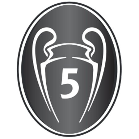 UEFA Champions League Badge Of Honour 5
