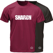 Sharon Soccer Performance Tee