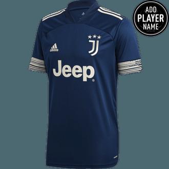 adidas Juventus Playera Visitante 2020-21