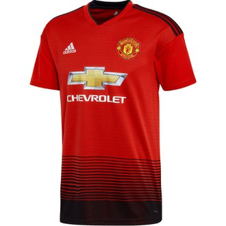 adidas Manchester United  Jersey Replica de Local 18-19