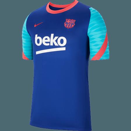 Nike 20-21 FC Barcelona Camiseta Strike para Hombres