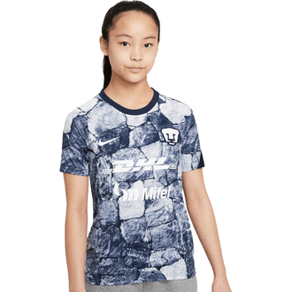 Nike 21-22 Pumas Prematch Youth Top