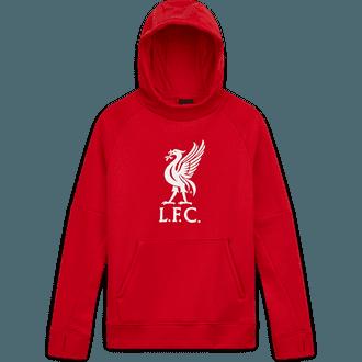 Nike Liverpool FC 2020-21 Youth Fleece Hoodie
